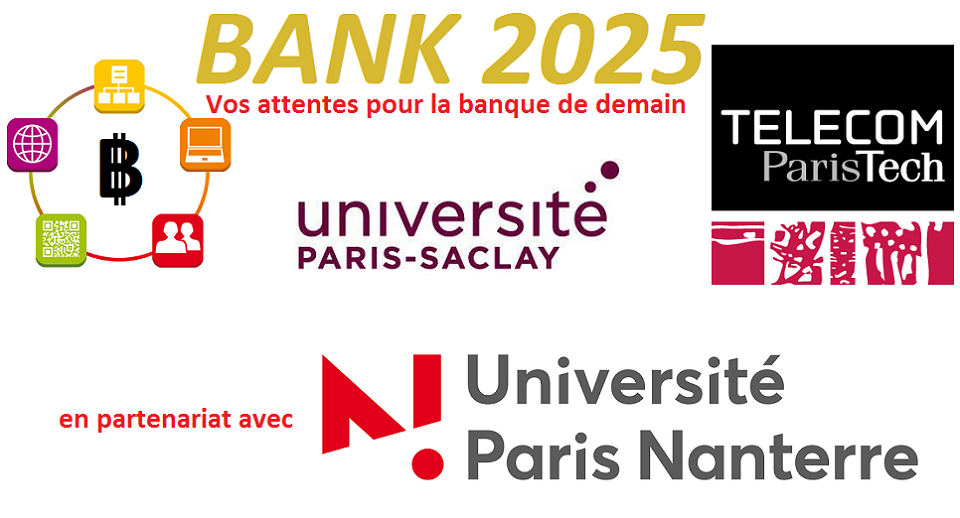 Enquête sur la transformation digitale des banques vue par les différentes générations X, Y et Z