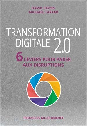 Nouveau livre Transformation digitale 2.0